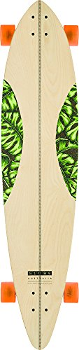 Globe Longboard Monstera Pintail 44, Natural/Monster, One size, 10525199
