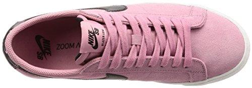 Pedido de salida en línea Sb Zoom Chaqueta Baja Patín Zapato Rosado Elemental Nike Hombres / Negro Ubicaciones baratas de puntos de venta Liquidación El mayor proveedor en línea Venta de venta grande 4RPrf5M
