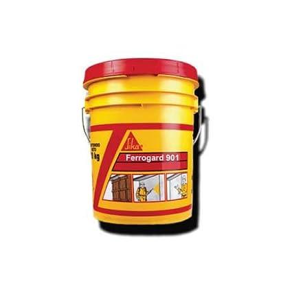 Inhibidor de corrosión SIKA FERROGARD 903 Esp. Garrafa 25 kg