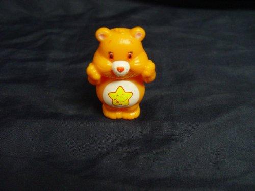 TCFC Care Bears Laugh A Lot Bear PVC Figure Cake Topper 2.5