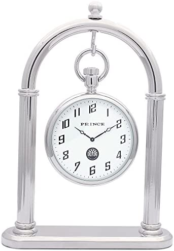 [プリンス] 懐中時計 MJ-101 正規輸入品 シルバー