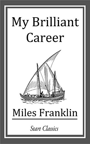 book cover of My Brilliant Career