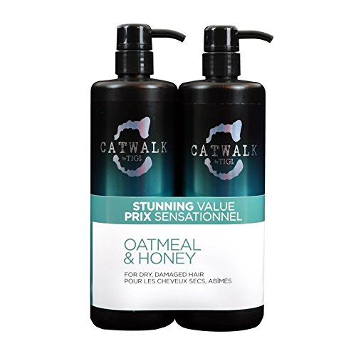 Oatmeal & Honey by TIGI Catwalk Oatmeal & Honey Tween Set - Shampoo 750ml & Conditioner 750ml 750ml