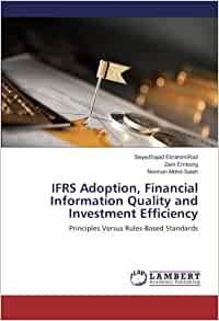 IFRS Adoption, Financial Information Quality and