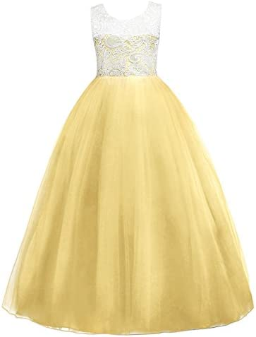 3207a3fd2cd5 Best Yellow Pageant Dress For Girls Reviews 2018 on Flipboard by ...