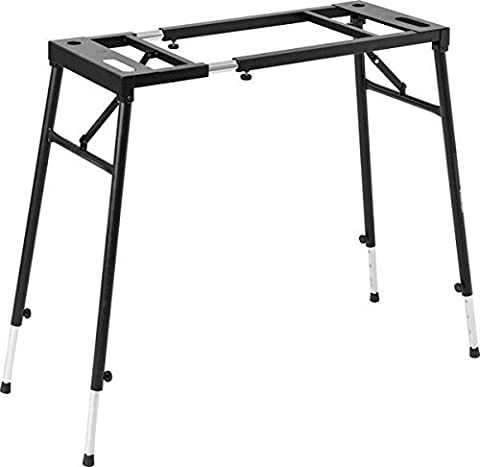 Ultimate Support JS-MPS1 JamStands Series Multi-Purpose Keyboard/Mixer Stand (Music Stand Top)