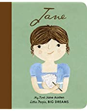 Jane Austen (My First Little People, Big Dreams)