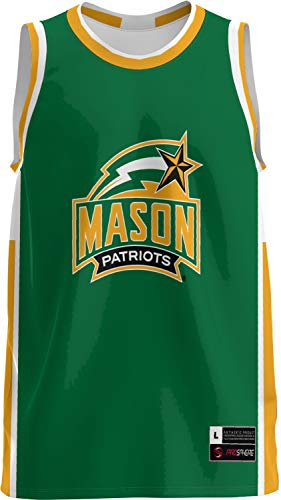 - ProSphere George Mason University Men's Replica Basketball Jersey - Modern FFA8