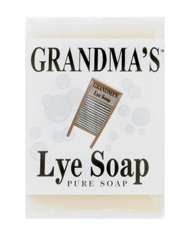 Remwood Products Co. 6Oz Pure Mild Lye Soap 60018 Persona...