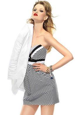 (Adele Bustier Dress: 2)