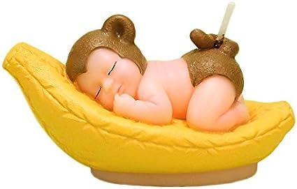 Amazon.com: Adorable Baby Mini – Mono en Plátano barco vela ...