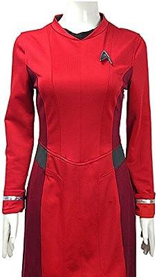 nihiug Star Trek Star Trek 3 Beyond Star Traje Cosplay con ...