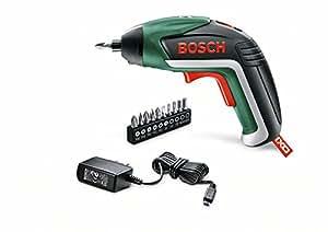 Bosch - Atornillador IXO básico, 3.6 V, 10 puntas, embalaje metálico