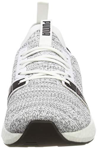 Neko Running Nrgy Puma Bianco puma White Knit puma Uomo Engineer Black Scarpe RwqA5nCA