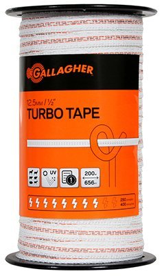 Electric Fence Turbo Tape