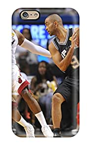 New San Antonio Spurs Basketball Nba (34) Tpu Case Cover, Anti-scratch PatrickRHickey Phone Case For Iphone 6