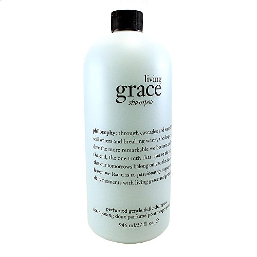 Philosophy Living Grace Perfumed Gentle Daily Shampoo for Women, 32 Ounce by Philosophy