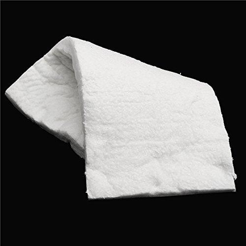 1'' Thick Insulwool Ceramic Fiber Fire Retardant Blanket Insulation
