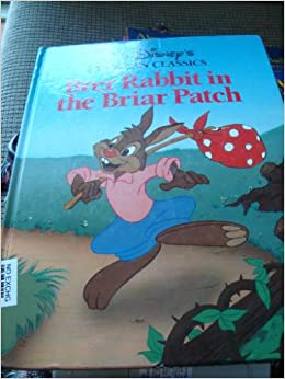 Brer Rabbit in the Briar Patch (Walt Disney's American