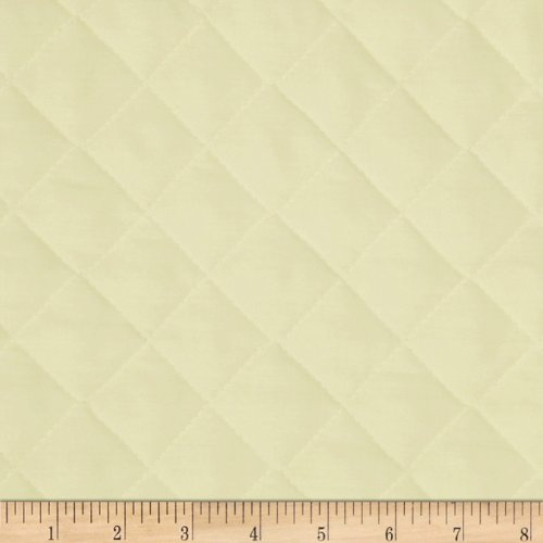 Fabri-Quilt Double Sided Quilted Broadcloth Daffodil Fabric by The Yard,