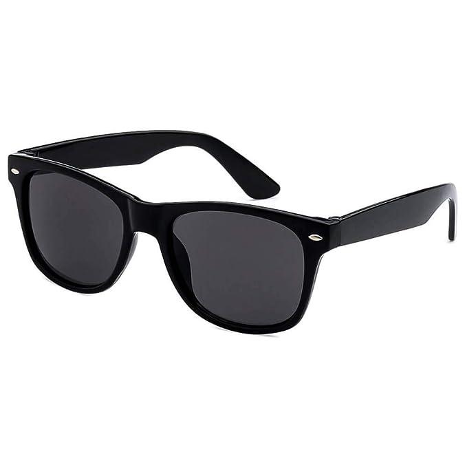Amazon.com: Gafas de sol para niños, color negro, estilo ...