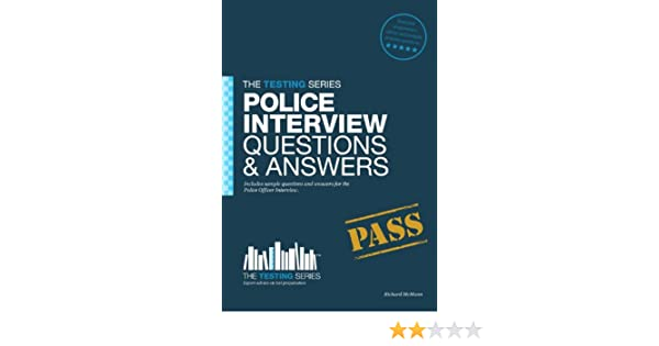 Amazon police officer interview questions and answers ebook amazon police officer interview questions and answers ebook richard mcmunn kindle store fandeluxe Images