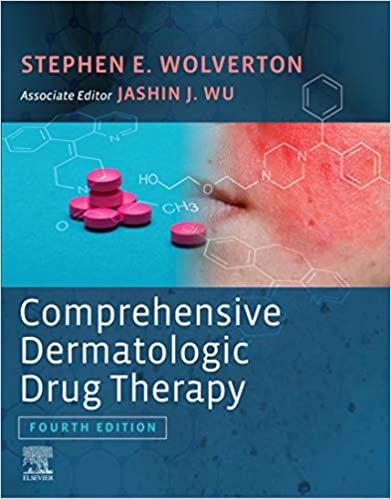 Comprehensive Dermatologic Drug Therapy E-Book, 4th Edition