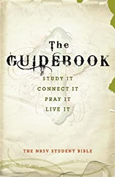 The Guidebook: The NRSV Student Bible by [Bibles, Harper]