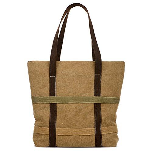 toile de womens dame sacs bump sac bag sac B grand sac A couleur de sacs simple Tote épaule d'art frais main de à petit de 8EOpqwPw