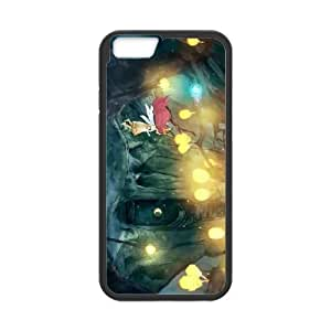 iPhone 6 4.7 Inch Cell Phone Case Black Child of Light T5B1YW