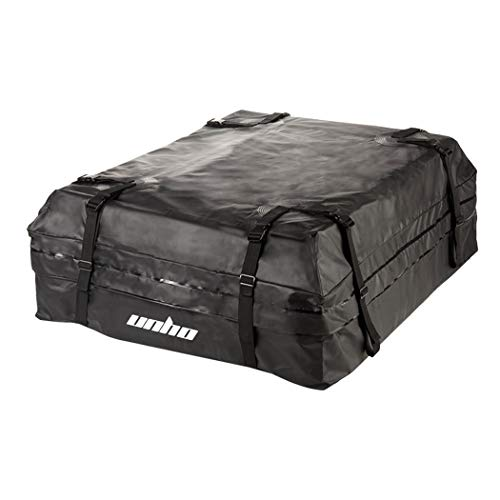 Car Top Storage Bag Waterproof Cargo Storage Rooftop Bag For Cars Vans And SUV 15 Cubic Feet RoofBag Car Top Carrier by Amon Tech