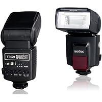Godox TT520 Universal Hot Shoe Flash Speedlite For DSLR Cameras Canon Nikon Pentax Olympus