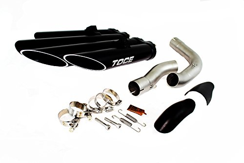 Toce 2009-2014 Yamaha R1 T-Slash Slip-On Exhaust System