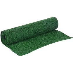 (2 Pack) Zilla Reptile Terrarium Bedding Substrate Liner, Green - 30 Gallon