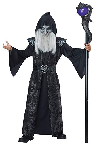 Child Dark Wizard Costume - M -