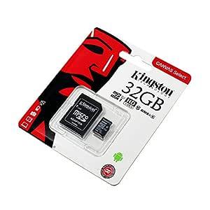 Tarjeta de memoria microSD 32GB para Samsung Galaxy J3 (2016 ...