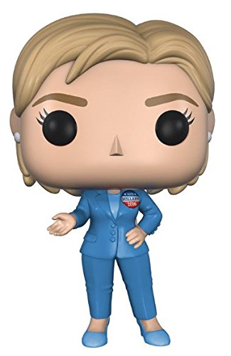 Funko Pop! The Vote – Hillary Clinton Vinyl Figure