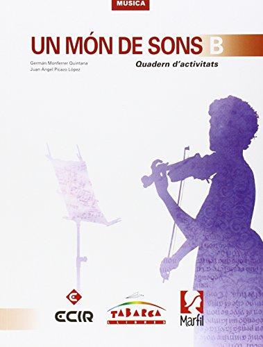 Descargar Libro Eso 2 - Musica - Un Mon De Sons B Quad. Aa.vv.
