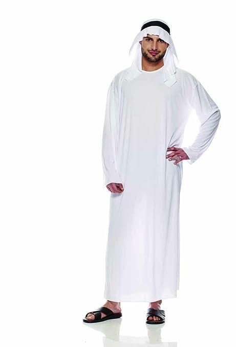 Amazon.com: Rubies it30360-l – Arab Sheik Costume, Adult ...