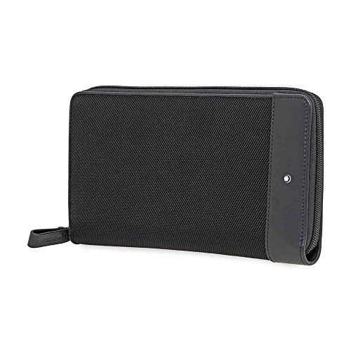 Montblanc Nightflight Travel Wallet (Dunhill Leather Wallet)