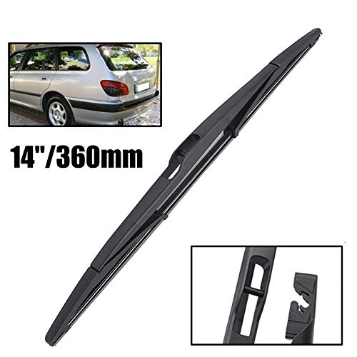 Bosch Front Wiper Blades With XtremeAuto Rear Screen Blade 2009-2016 3008