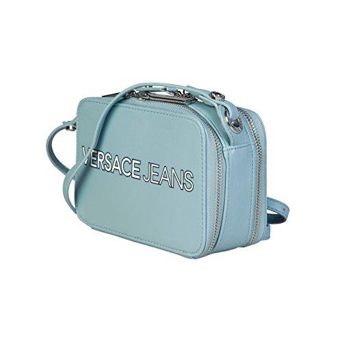 Crossbody Body Women Bag Cross Blue Genuine Versace Jeans Designer Rrp Tpwx6tH8