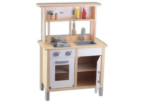 ttc beeboo holz-küche mit aufsatz: amazon.de: elektronik - Beeboo Küche