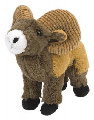 Ck-mini 20cm Big Horn Sheep (Bighorn Sheep Ram)