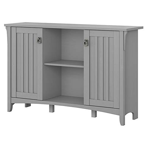 Bush Furniture Salinas Accent Storage Cabinet with Doors in