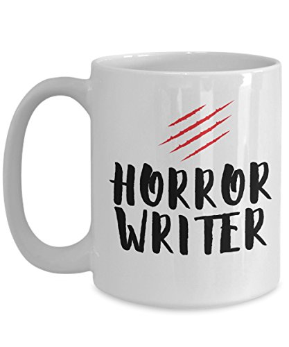 Mug Town - Horror Writer - Coolest Coffee Cups]()