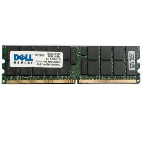 Snpx1564c/4G Dell 4Gb Ddr2 400Mhz Pc2-3200 240-Pin Ecc Registered Dua