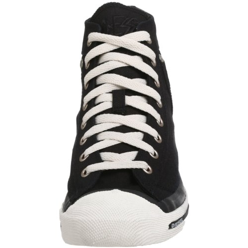 Diesel Exposure  New Womens Canvas Trainers Shoes Boots