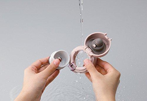 Zojirushi SM-KHE48PT Stainless Mug, 16-Ounce, Lavender Pink by Zojirushi (Image #1)