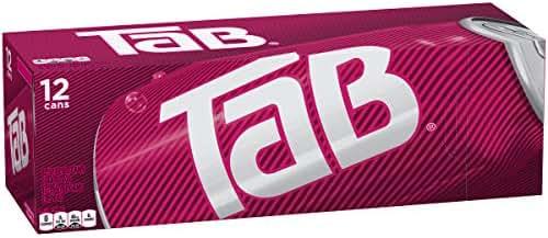 Soft Drinks: TaB
